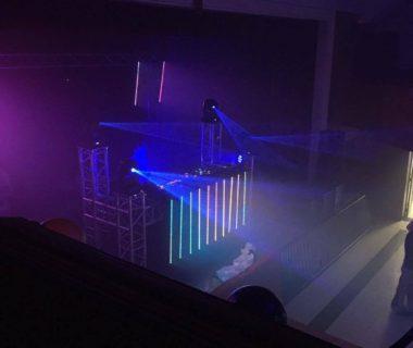Event 17 EQS Licht en geluid huren
