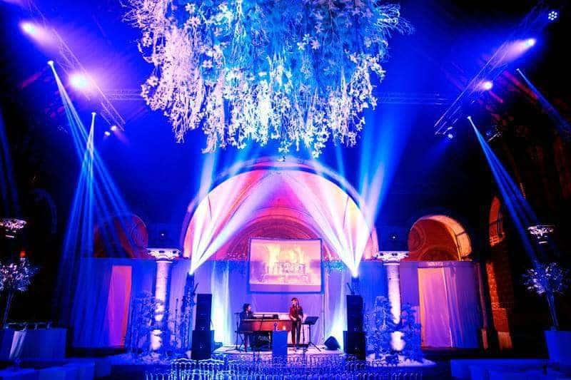 Event 25 EQS Light & sound rental