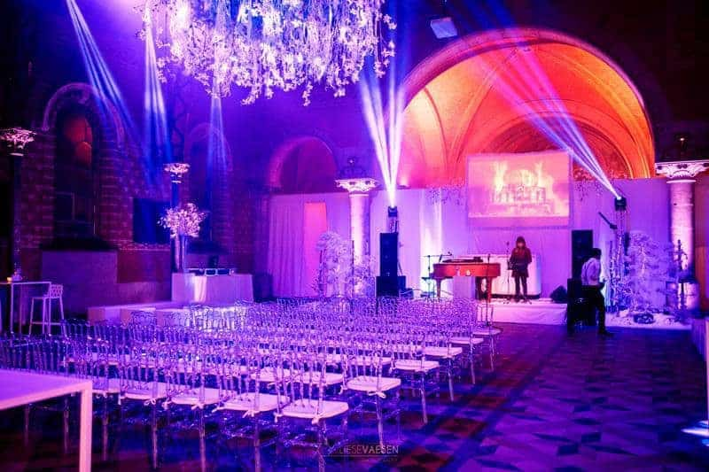 Event 21 EQS Light & sound rental