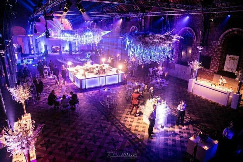 Event 20 EQS Light & sound rental