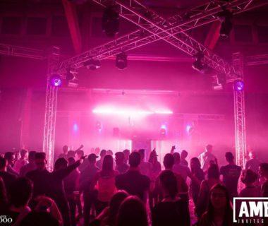 Amber Invites 3 EQS Licht en geluid huren