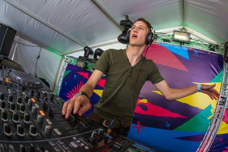 DJ Protex - Wouter De Loose - EQS Licht en geluid huren