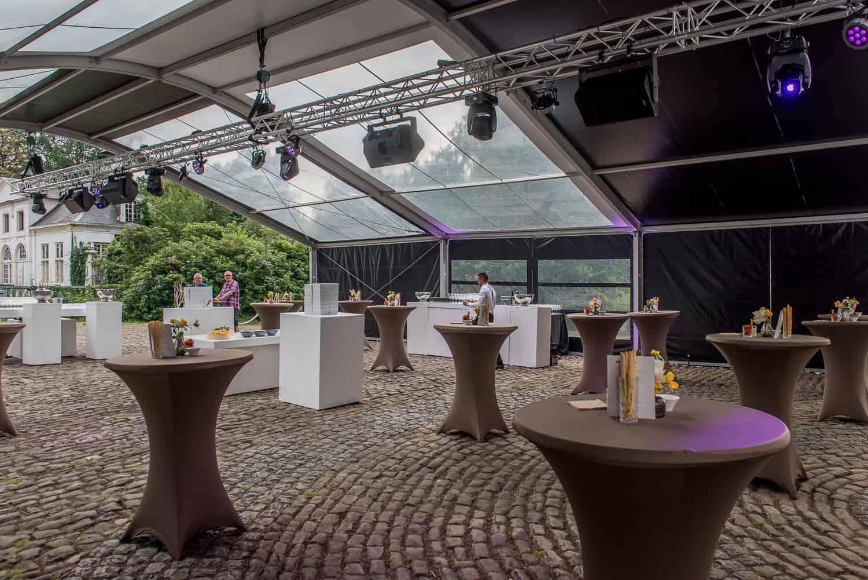 Event 11 EQS Light & sound rental