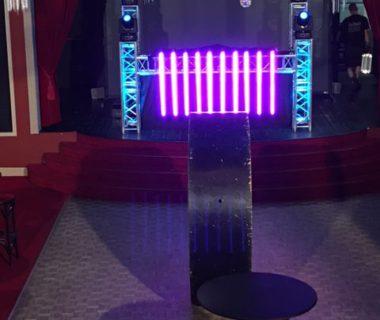 Event 2 EQS Licht en geluid huren