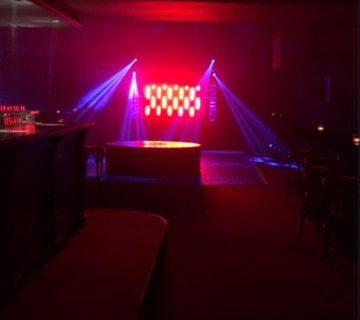 Event 1 EQS Licht en geluid huren
