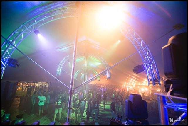 Event 32 EQS Light & sound rental
